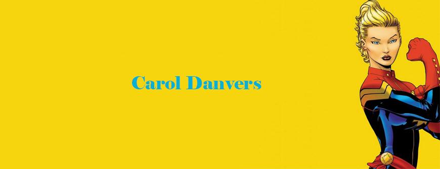 Captain Marvel Logo Carol